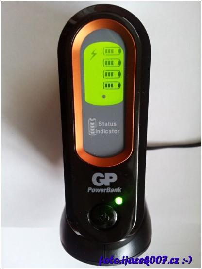 obrázek GP rychlo nabiječka V600D