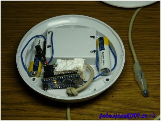 obrázek elektronický zapisovač teploty