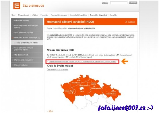 obrázek web čes distribuce