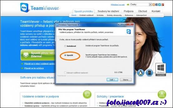 obrázek team viewer