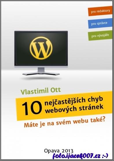 obrázek e-Kniha 10 nejčastějších chyb webových stránek