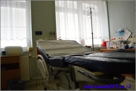 obrázek porodní sál