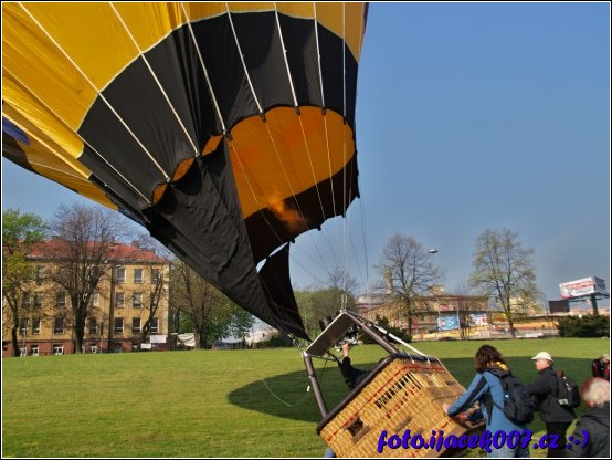 obrázek naplnující se balon