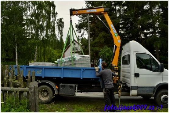 obrázek dovoz zámecké dlažby