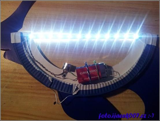 obrázek Led lampion