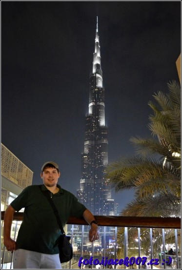 obrázek Burj Khalifa