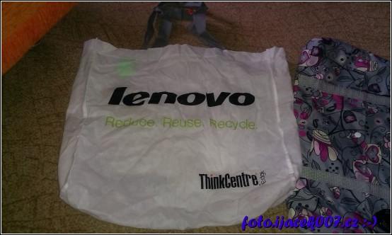 obrázek nákupní taška - vzor
