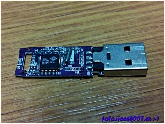 obrázek USB flash disk