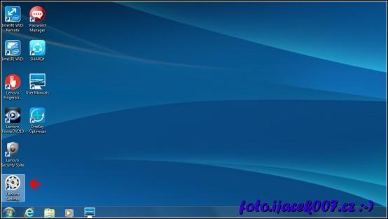 obrázek Lenovo Setings