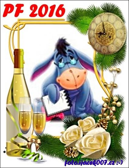 obrázek Přání k novému roku