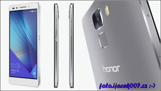 obrázek Mobilní telefon Honor 7
