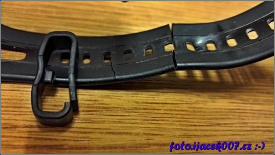 obrázek pásek hodinek Garmin Forerunner 15