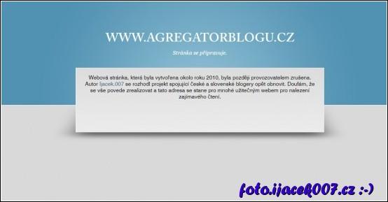 obrázek agregátor blogu