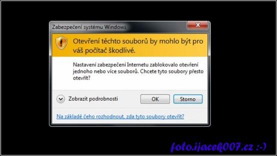 obrázek Zabespečení systému Windows