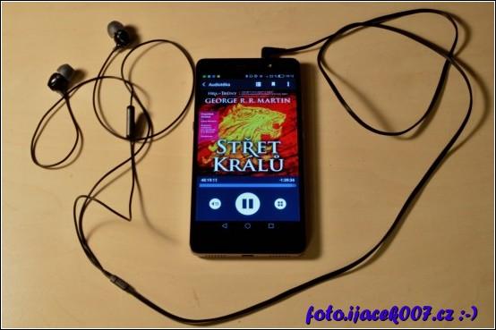 obrázek aplikace audiotéka