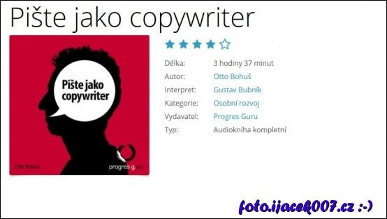 obrázek Pište jako copywriter