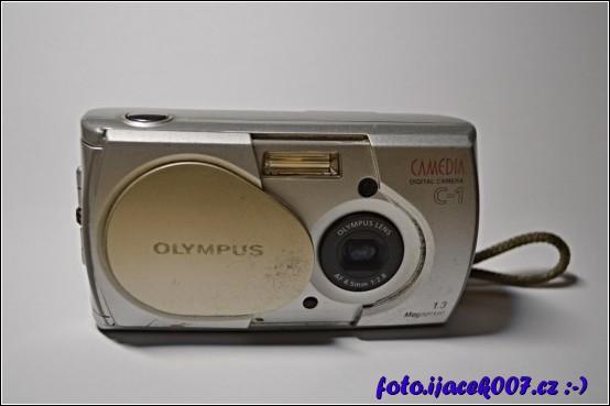 obrázek Olympus C1