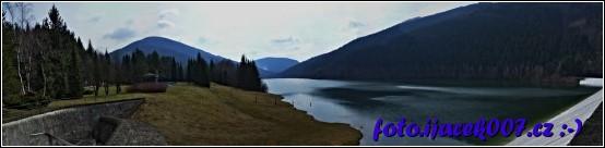 obrázek panorama z hráze