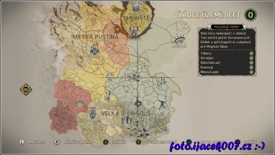 obrázek Mapa světa