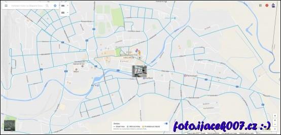 obrázek google maps krnov