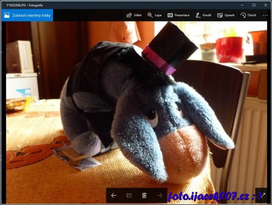 obrázek windows 10 prohlížeč obrázků