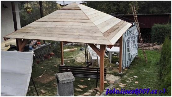 obrázek Desky střechy kompletní