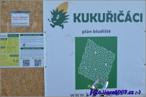 obrázek Plán Bludiště
