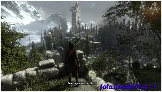 obrázek pohled na herní svět