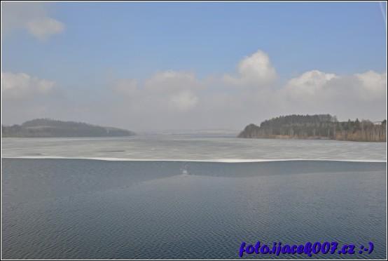 obrázek Vodní dílo Slezská Harta