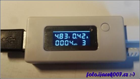 obrázek USB měřák