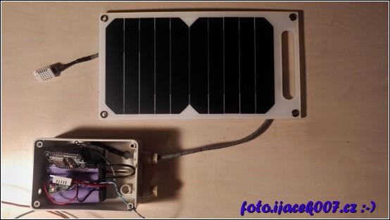 obrázek sorání panel a elektronika na dilně