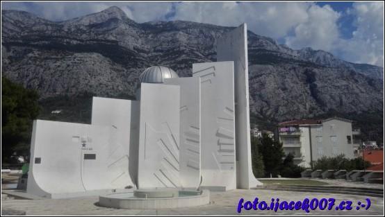 obrázek Památník a hvězdárna