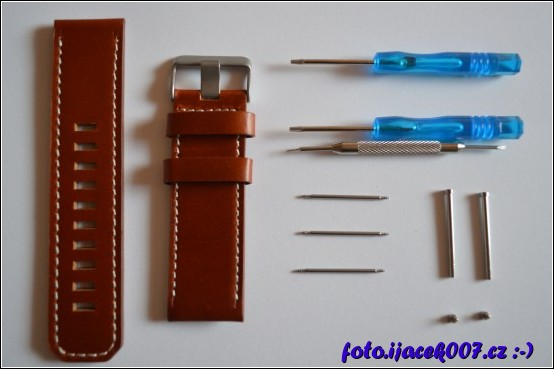 obrázek řemínek k hodinkám Garmin