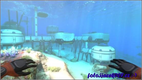 obrázek Podmořská základna