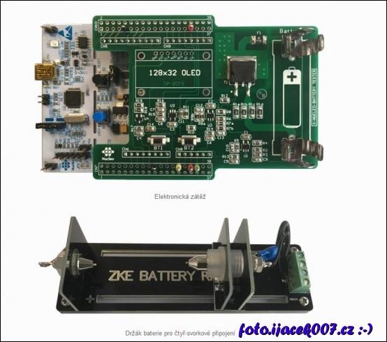 obrázek měřící elektronika