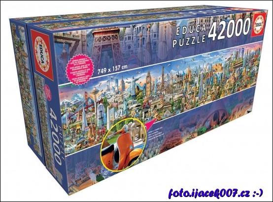 obrázek puzzle 42000