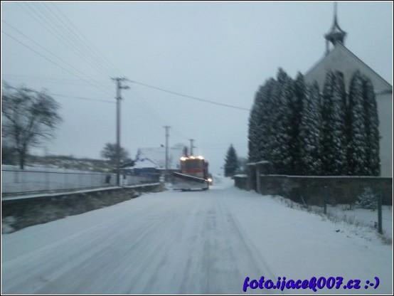 obrázek prvni souvislá snehova pokrivka 2010